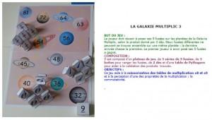 Galaxie Multiplic3