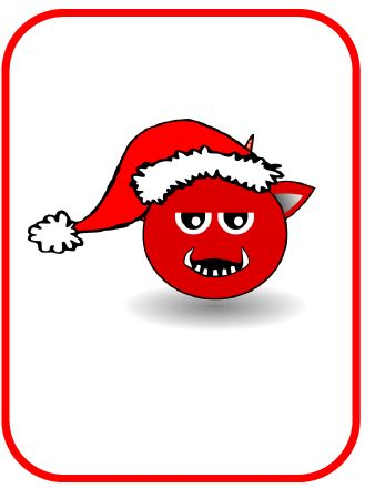 Mistigris du Père Noël