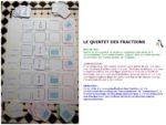 Le quintet des fractions