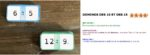 Dominos des 10 et des 15