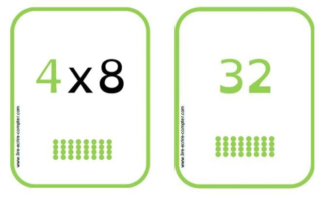 Mistigris des tables de multiplication (nouvelle version)