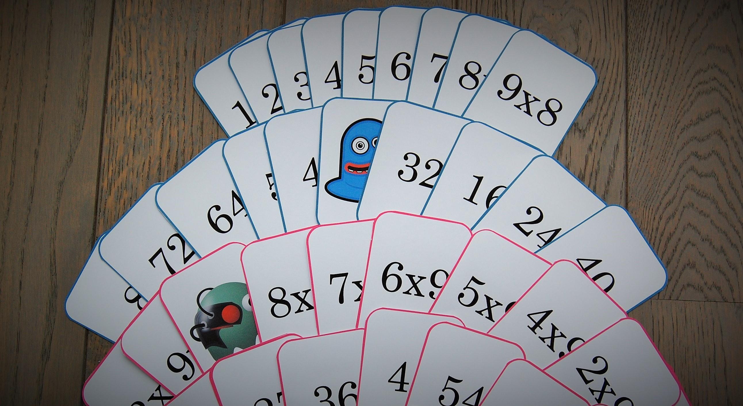 Mistigris des tables de multiplication 2 lire crire - Jeux pour apprendre les table de multiplication ...